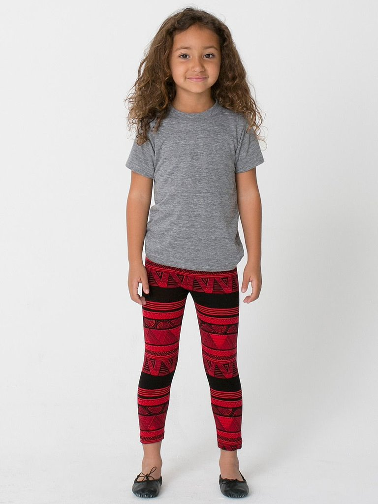 Every girl needs a pair of stretchy spandex American Apparel leggings ($18) in her wardrobe, and we think the chain's new patterns are so much fun.