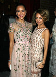 Nicole Richie went for a '20s-inspired look when she attended the Baby2Baby Gala with Jessica Alba in November 2012.
