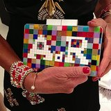 Anna Dello Russo never disappoints when it comes to accessories. Source: Instagram user anna_dello_russo