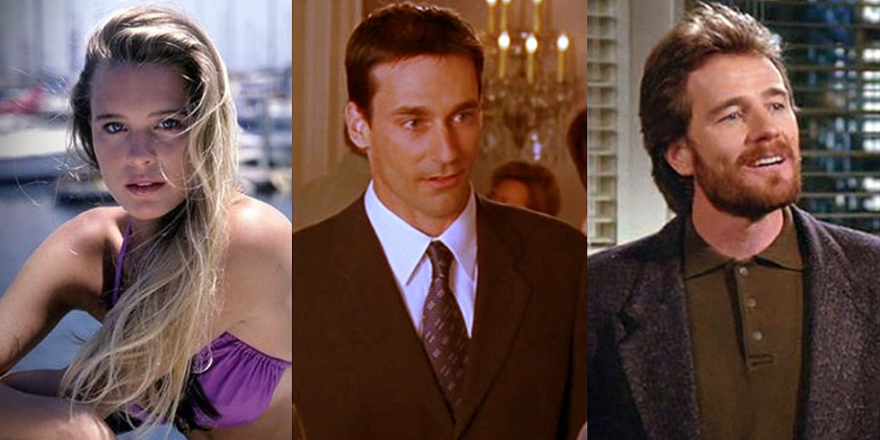 Remember When These Emmy Nominees Were on Other Shows?