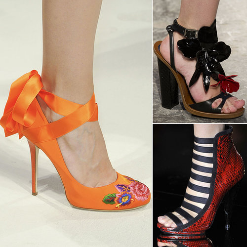 Best Shoes at Milan Fashion Week Spring 2014