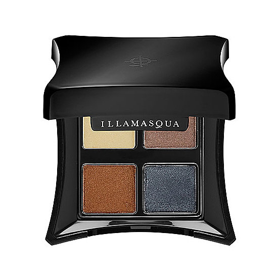 If you're looking for one shadow palette that you can use every day, then you'll want this Illamasqua Reflection Palette ($57). The copper brown hues and blue-gray shade can work for either day or night.