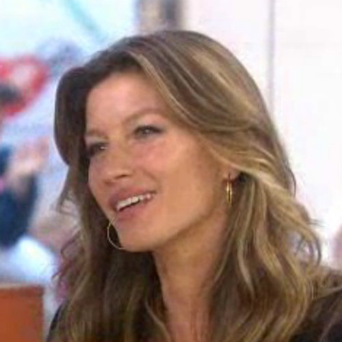 Gisele Bundchen's First Cassette Tape | Video