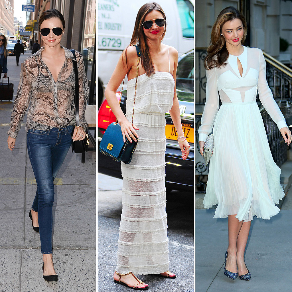 Week in Chic: Miranda Kerr