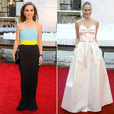 Sarah Jessica Parker and Natalie Portman at The NYCB Gala