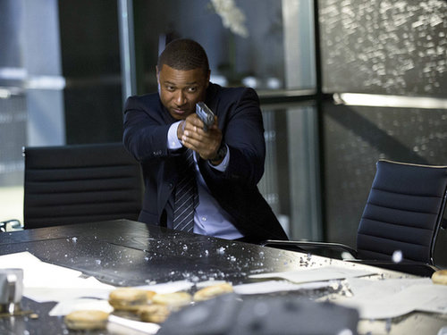 Arrow David Ramsey on Arrow.
