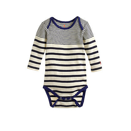 J. Crew Baby One-Piece in Multistripe ($25)