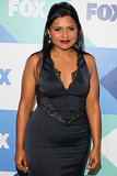 Mindy Kaling, star of The Mindy Project, has been tapped to present.