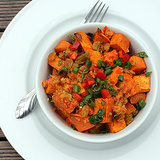 Healthy Sweet Potato Salad With Spice