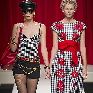 Moschino Spring 2014 Runway Show | Milan Fashion Week
