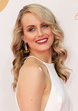 Taylor Schilling Ditches Her Orange Jumpsuit