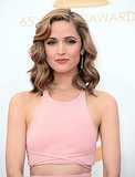 Rose Byrne at the Emmy Awards
