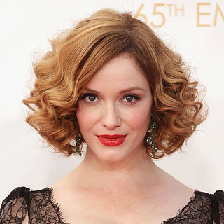 Christina Hendricks Hair and Makeup at Emmys 2013 | Pictures
