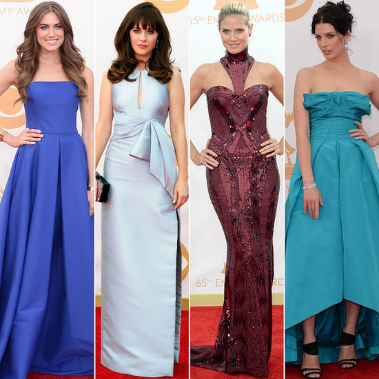 Who Wore What at the 2013 Emmy Awards