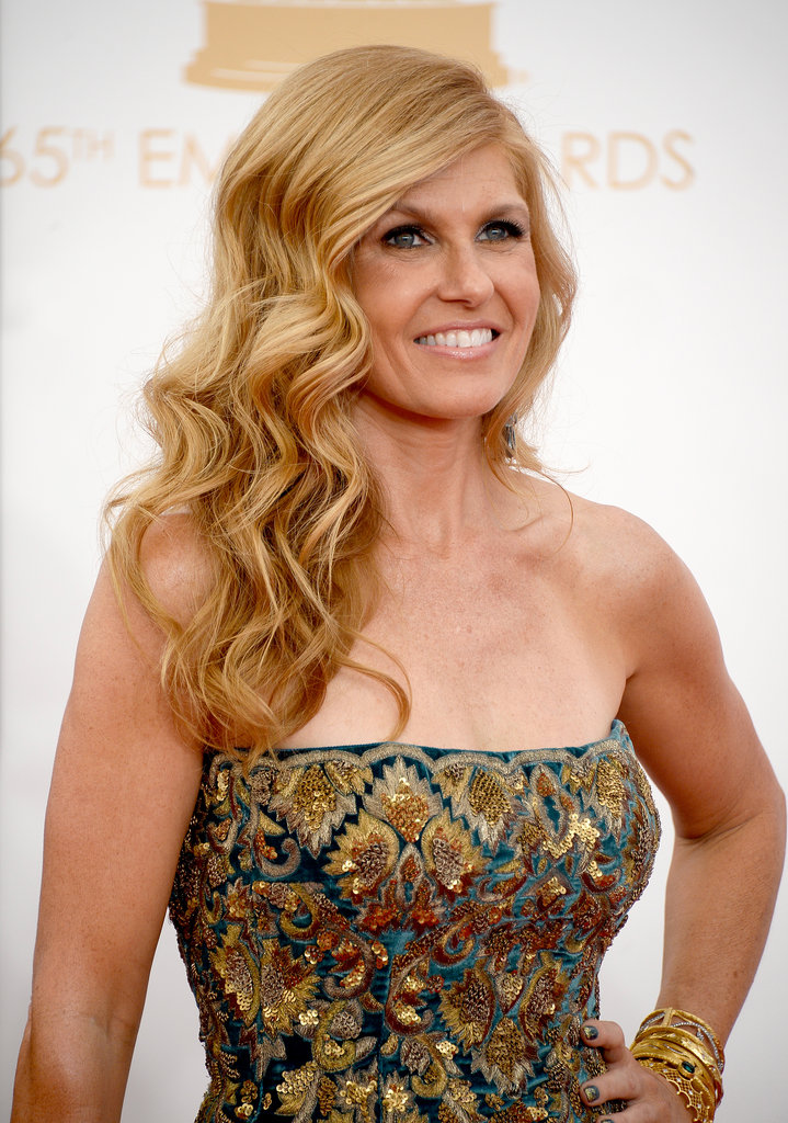 Connie Britton does it again! We can't get enough of the Nashville star's to-die-for curls.
