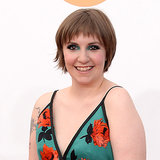 Lena Dunham Dress at Emmys 2013 | Pictures