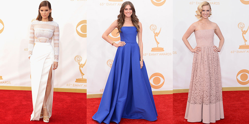 Color by Number — the 2013 Emmys Trends You Need to Know