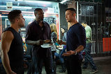 Jeremy Luke, Rob Brown, and Joseph Gordon-Levitt in Don Jon. Source: Relativity Media