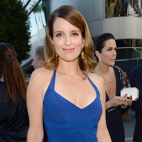 Tina Fey Pictures at 2013 Emmy Awards