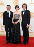 Fred Armisen, Carrie Brownstein and Jonathan Krisel