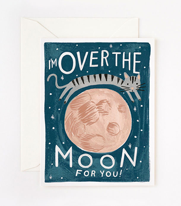 I'm over the moon for you ($5)