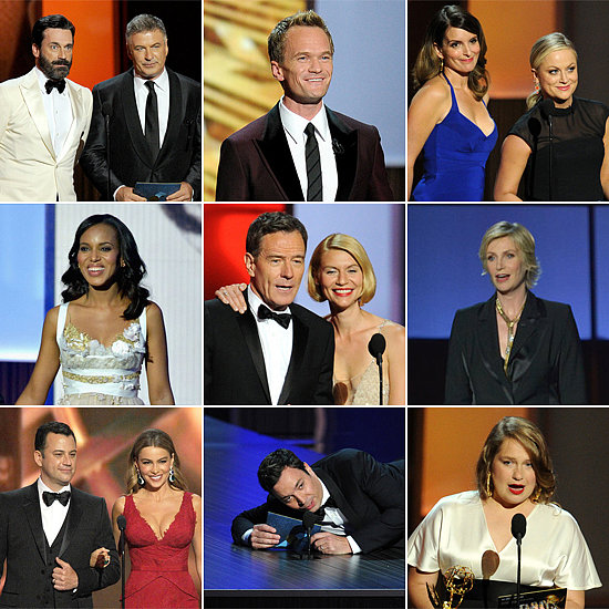 See All the Pictures From Inside the Emmys!