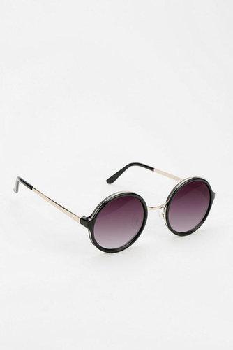 Both Worlds Round Sunglasses