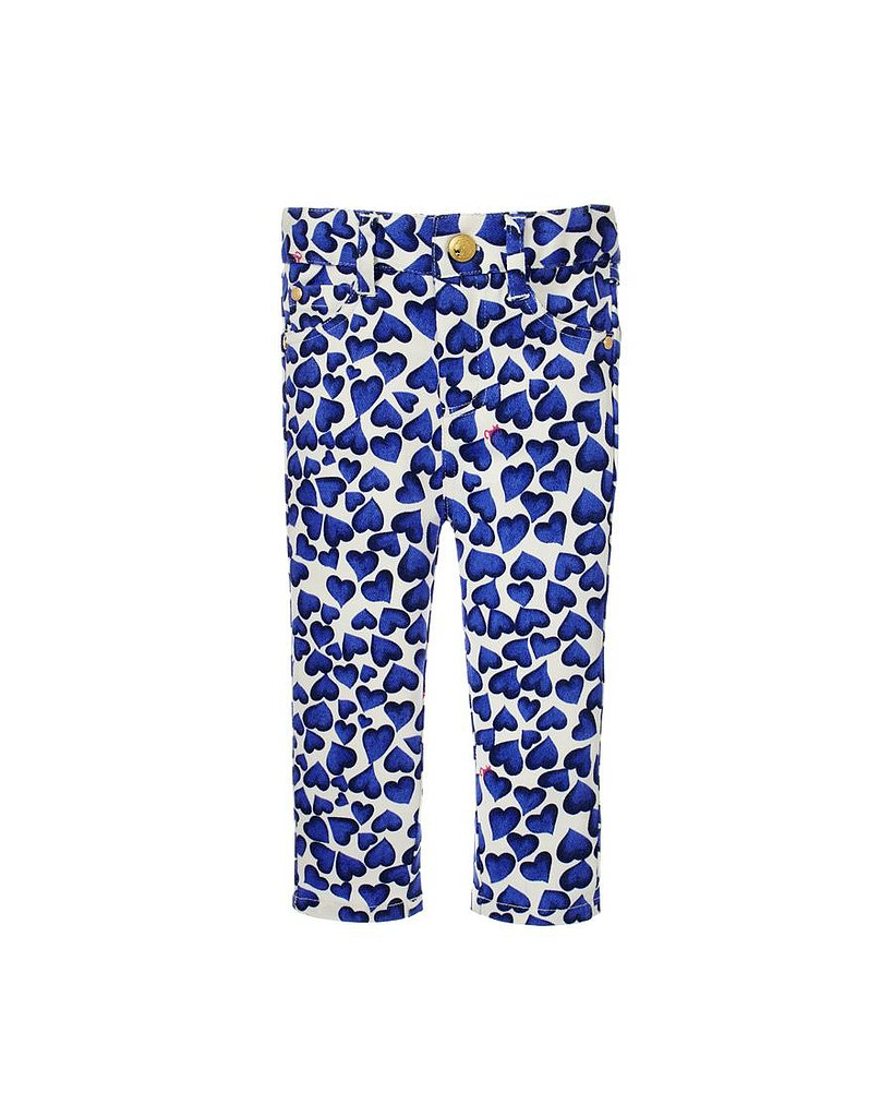 Show a little modern love in Juicy Couture's Heart Printed Pant ($58).
