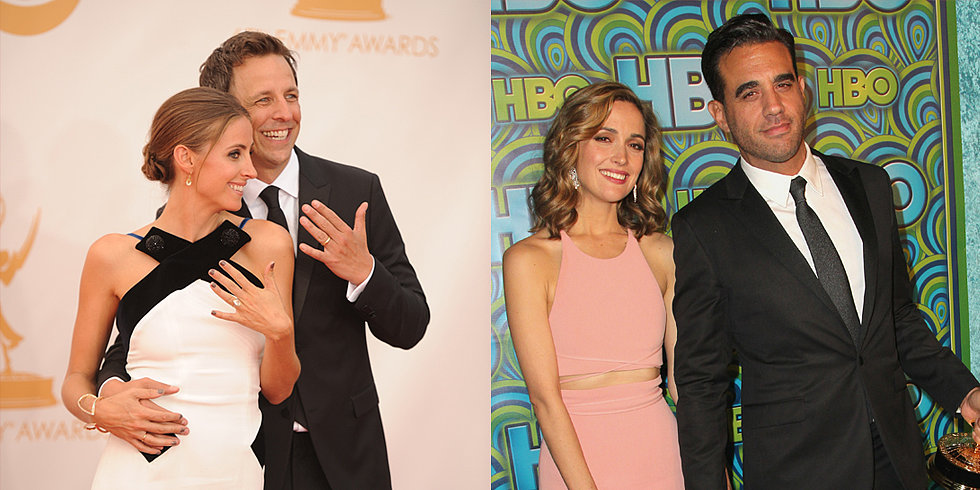 These Cute Emmys Couples Were Made For TV