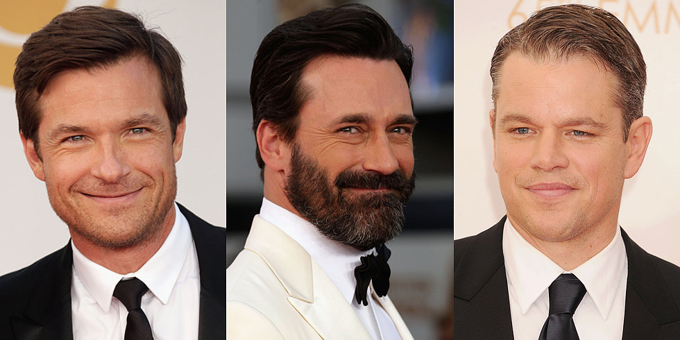 The Small-Screen Studs Who Heated Up the Emmys