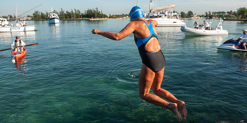 Diana Nyad: More Than Just a Swimmer