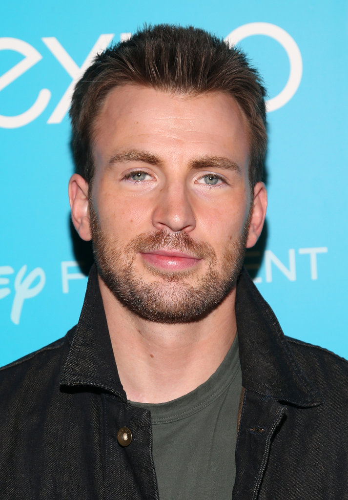 Chris Evans: The All-American Beard