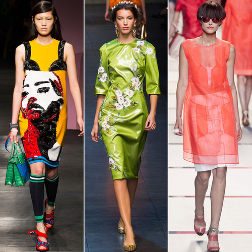 Trends Spring 2014 | Milan Fashion Week