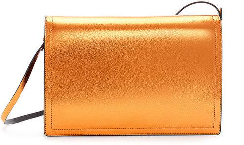 Iridescent Messenger Bag