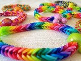 Rainbow Loom Fishtail Bracelet