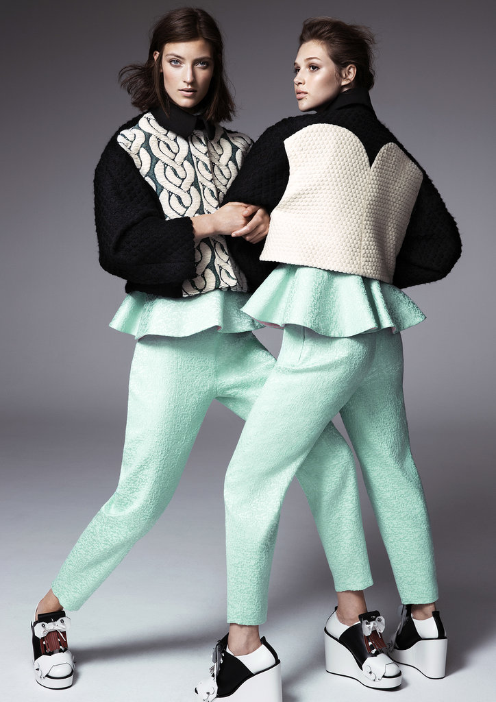 Minju Kim For H&M Photo courtesy of H&M