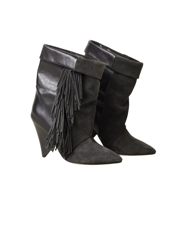 Leather Boots ($299) Photo courtesy of H&M