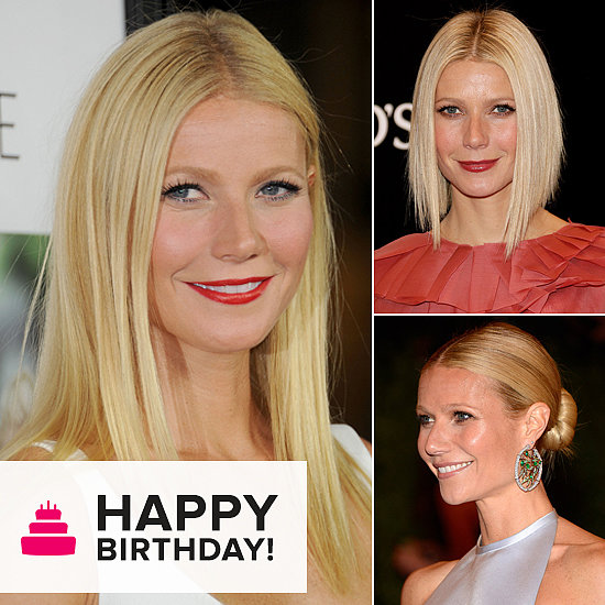 Gwyneth Paltrow's Best Ever Hairstyles