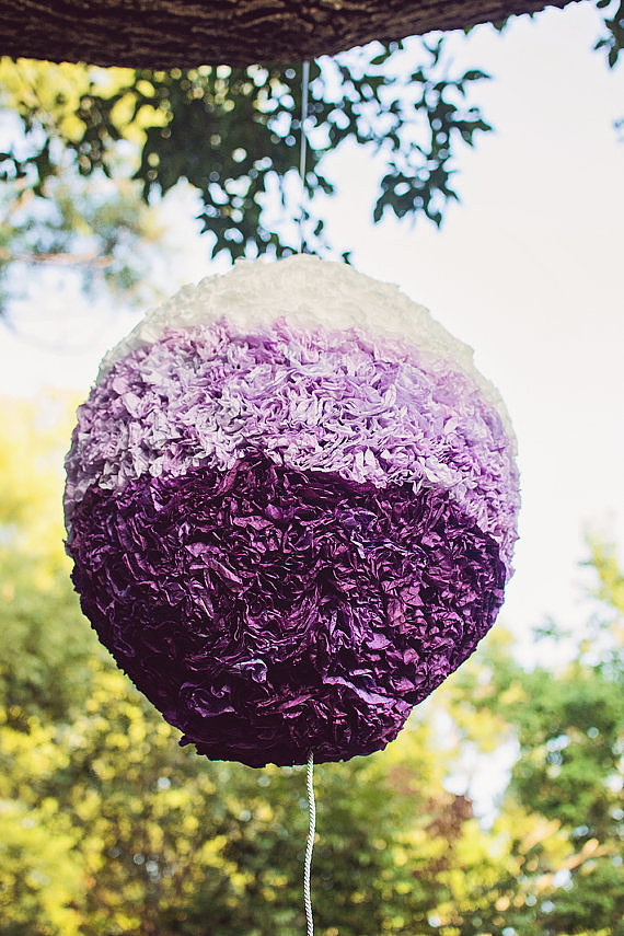Ombré Sphere by The Merry Pop Shop ($184)