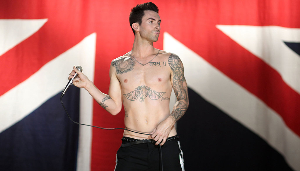Yoga Moves Like Jagger: Top Tips From Adam Levine's Teacher