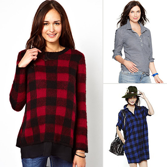 Mad For Plaid! 8 Maternity Finds For a Cozy, Checked Fall