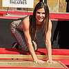 Sandra Bullock Walk of Fame Handprint Ceremony