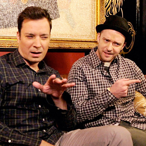 Jimmy Fallon and Justin Timberlake Hashtag Skit