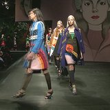 Prada Spring 2014 Runway | Video