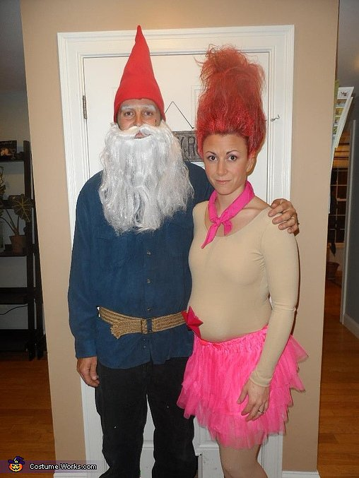 Treasure Troll and Garden Gnome