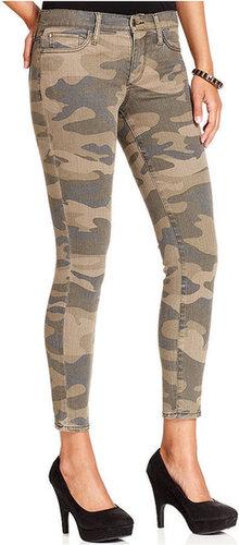 Else Jeans, Skinny Camouflage-Print