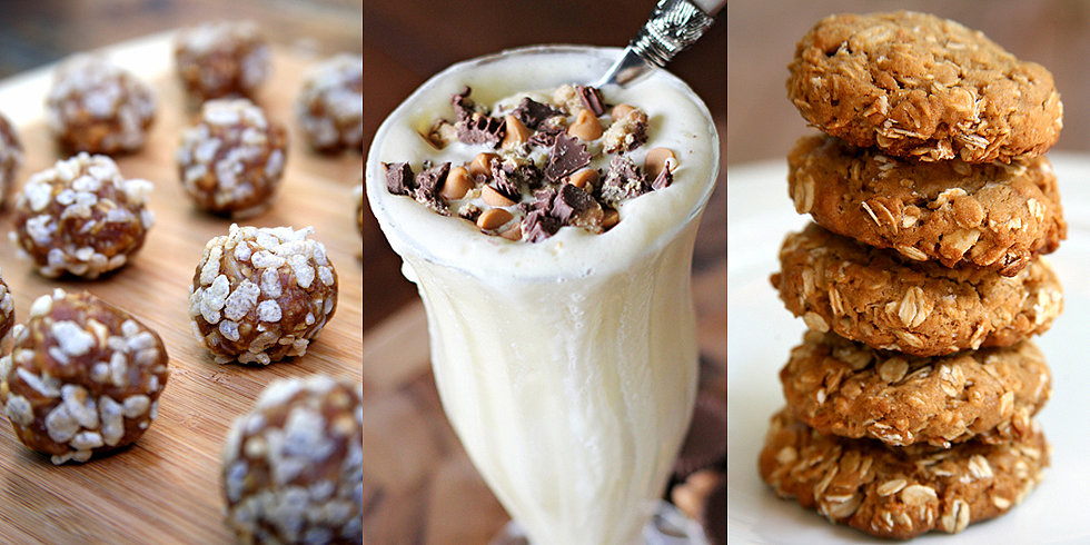 Ditch the Jar! 5 Healthy Peanut Butter Desserts