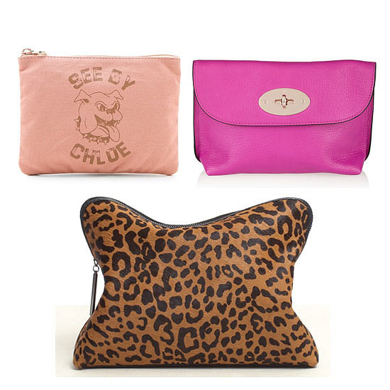 Smart Beauty Buys: Makeup Bags That Double as Clutches
