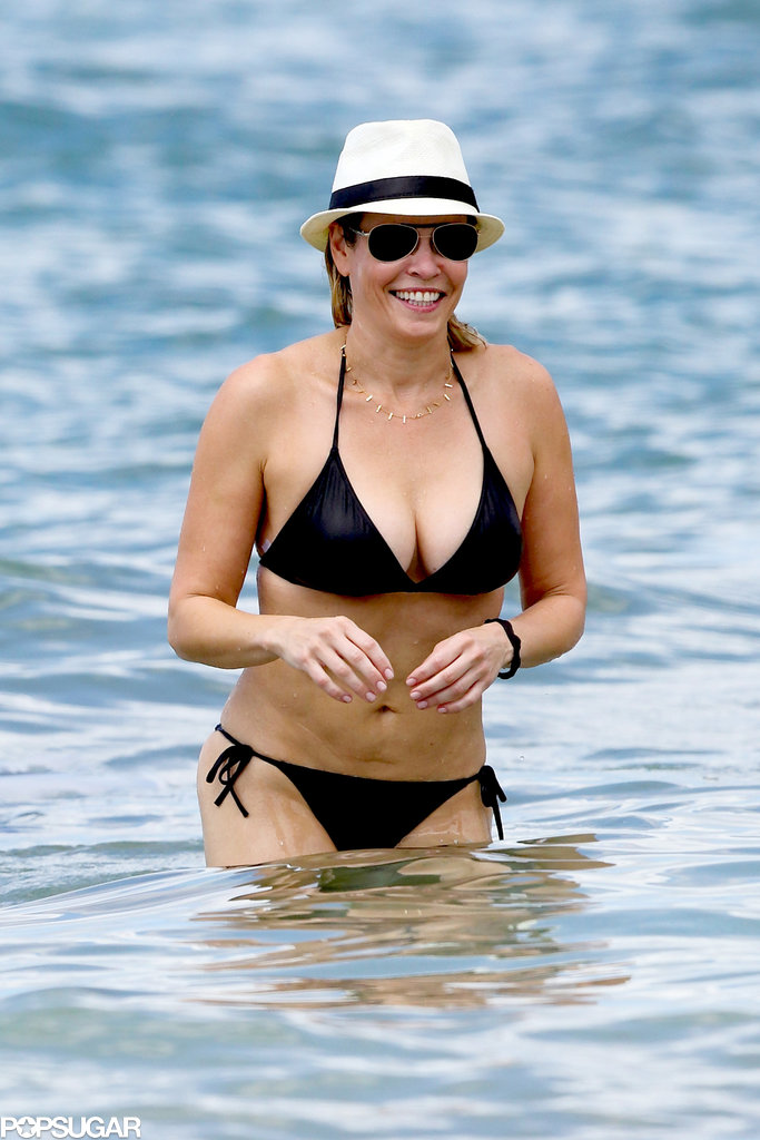 Chelsea Handler was all smiles in Hawaii on Thursday.