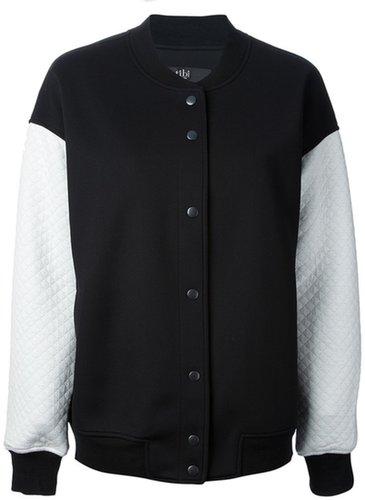 Tibi varsity jacket